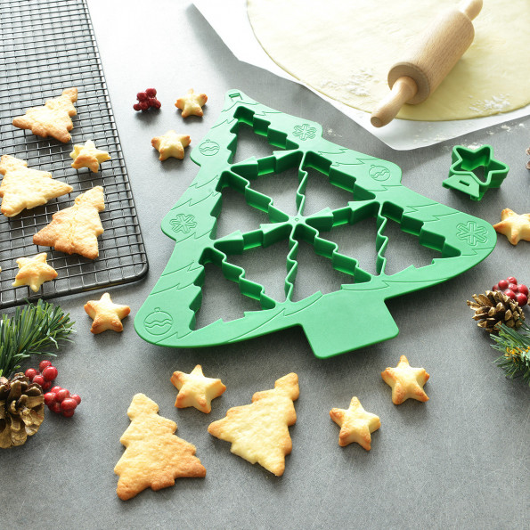 Emporte-pièce biscuit sapin6306