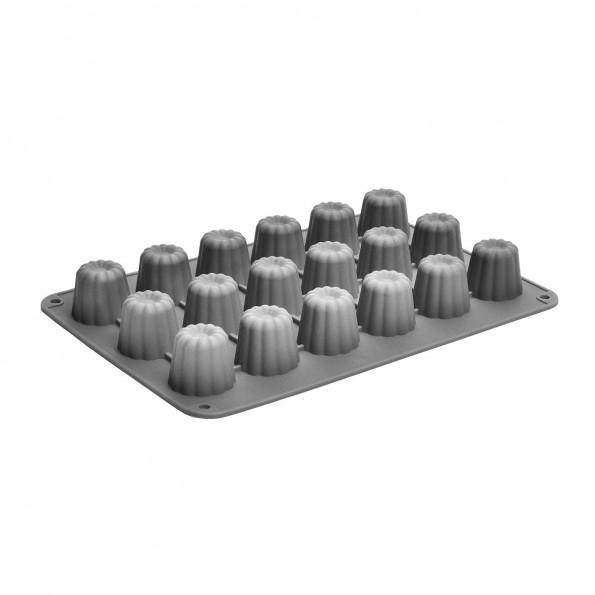 Moule silicone 18 cannelés6384