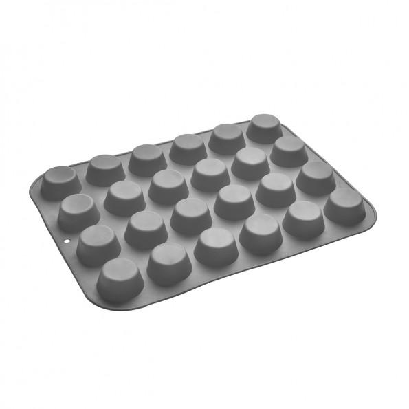 Moule silicone 24 mini tartelettes6391