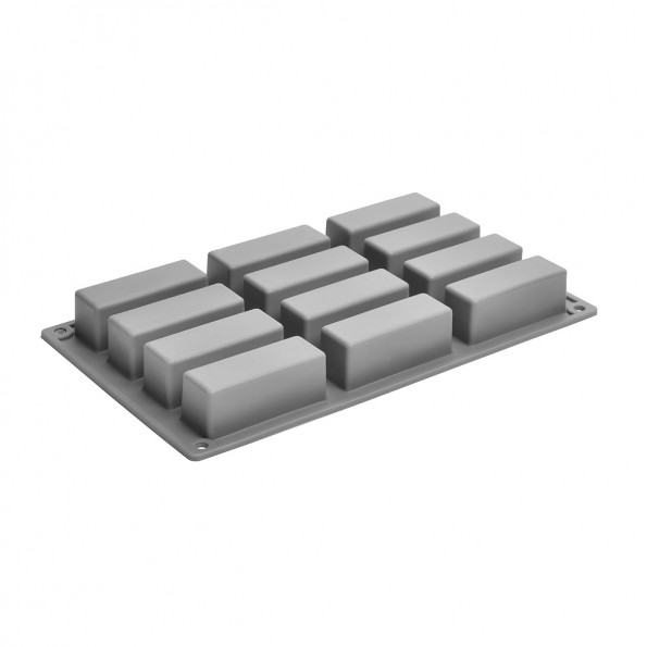 Moule silicone 12 mini cakes6394