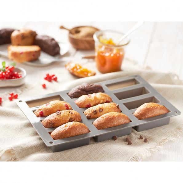 Moule silicone 12 mini cakes6395