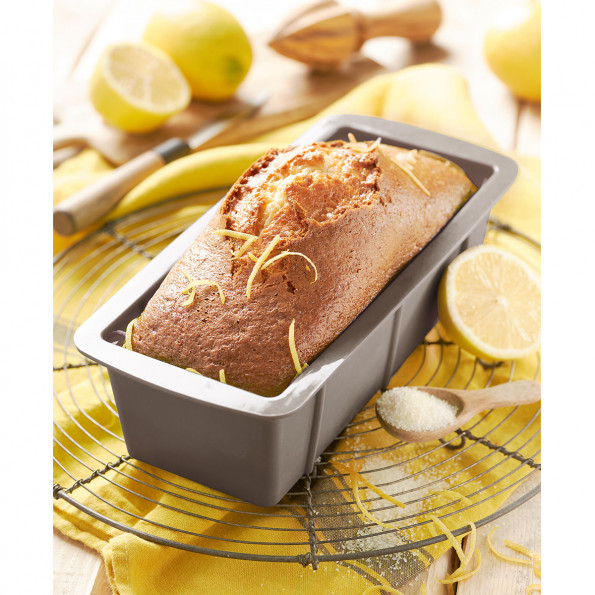 Moule à cake en silicone6397