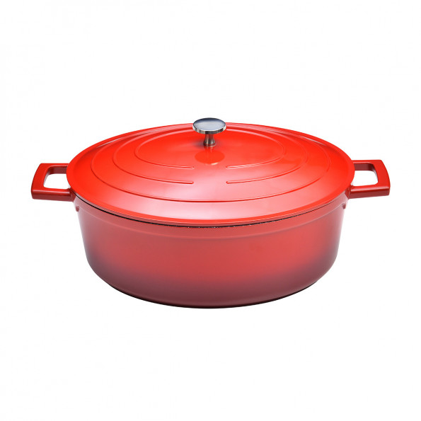 Cocotte ovale6430