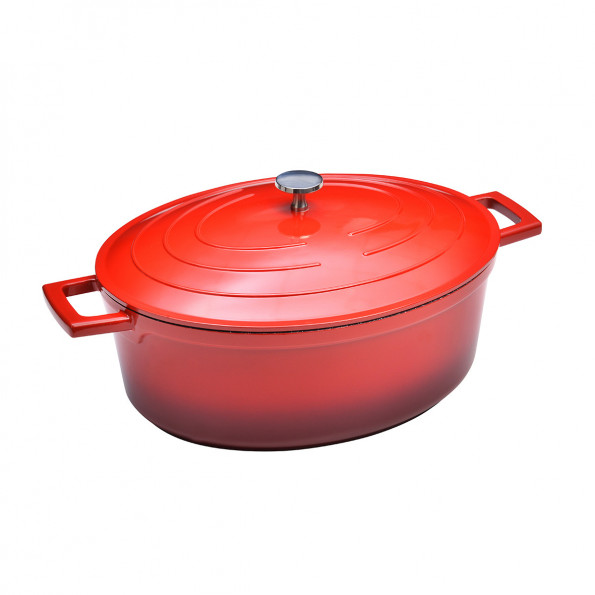 Cocotte ovale6431