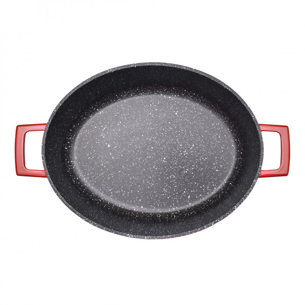 Cocotte ovale6435