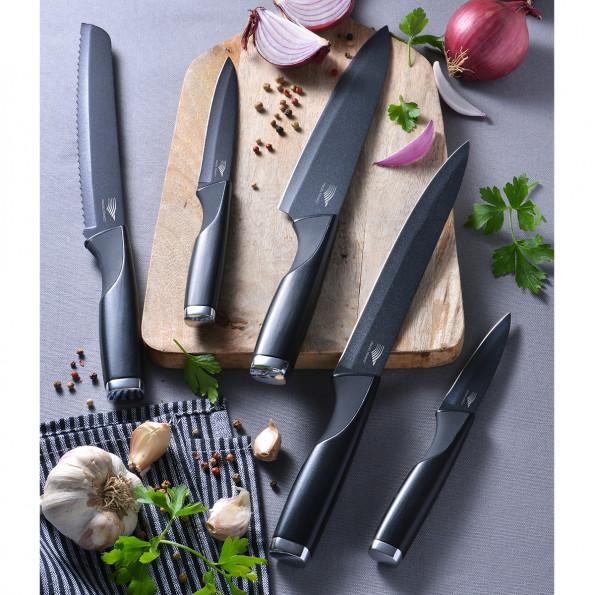Le lot de 5 couteaux6443