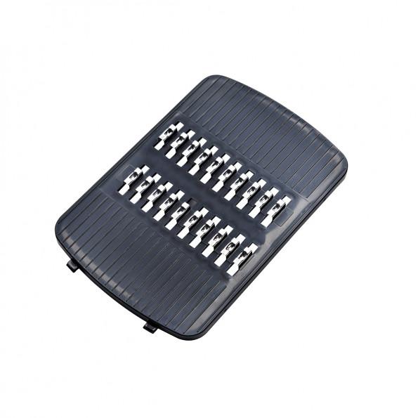 Mandoline 5 lames6481