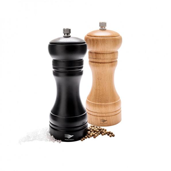 Lot de 2 moulins à sel/ poivre6552