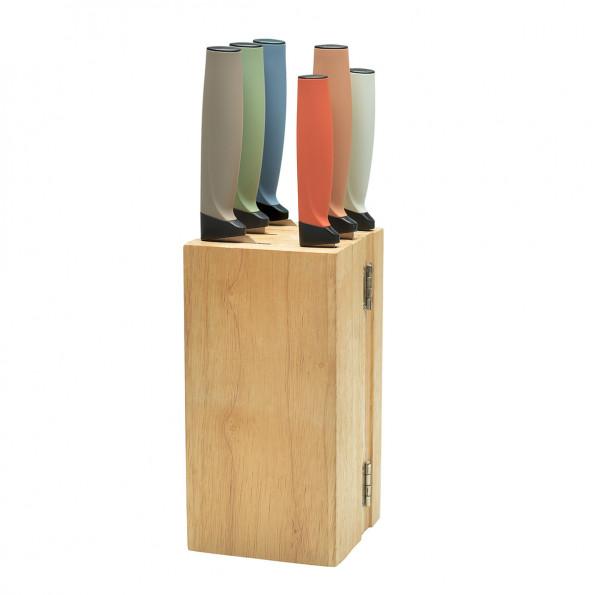 Bloc accordéon 6 couteaux6653