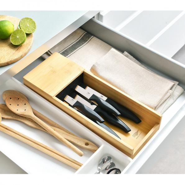 Range-couteaux pour tiroir6678