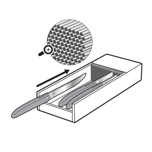 Range-couteaux pour tiroir6679