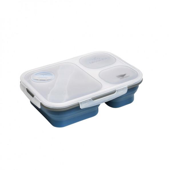Boîte déjeuner rétractable7124