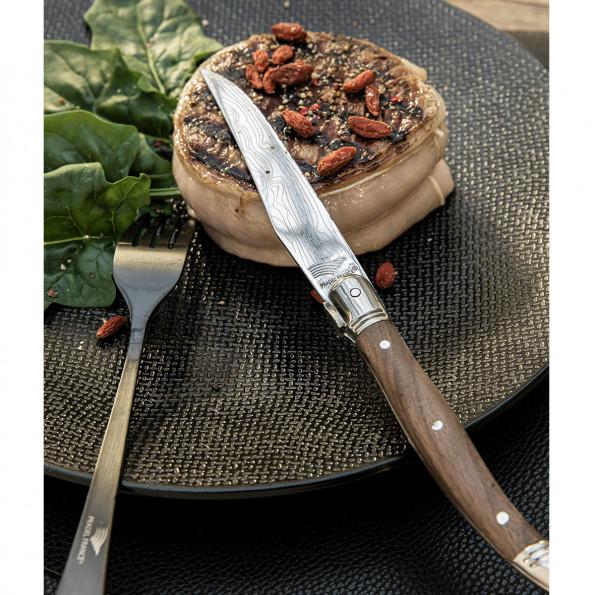 Coffret 6 couteaux à steak7153