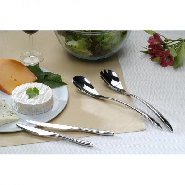 """Service à salade et à fromage """"Tendance""""7481"""